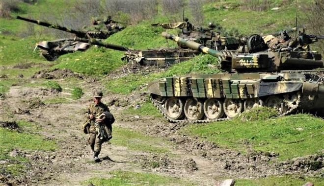 """""""Thời vận"""" của xe tăng dưới góc nhìn từ xung đột Nagorno-Karabakh - Ảnh 1."""