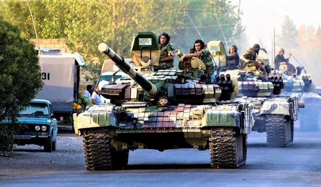 """""""Thời vận"""" của xe tăng dưới góc nhìn từ xung đột Nagorno-Karabakh - Ảnh 2."""
