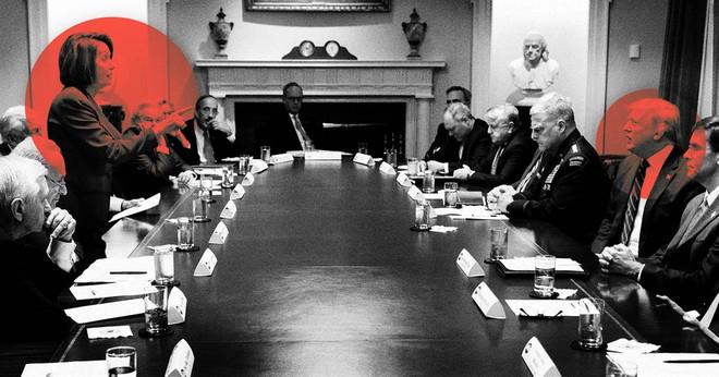 Bà Pelosi nghi ngờ sức khỏe tinh thần của ông Trump có vấn đề, phe Dân chủ chuẩn bị tung đòn mới - Ảnh 1.