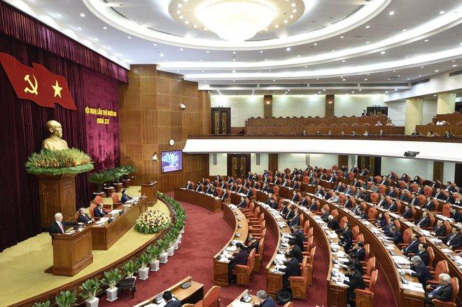 Tổng Bí thư, Chủ tịch nước Nguyễn Phú Trọng: Tôi mong mỗi Ủy viên Trung ương nêu cao tinh thần trách nhiệm - Ảnh 1.