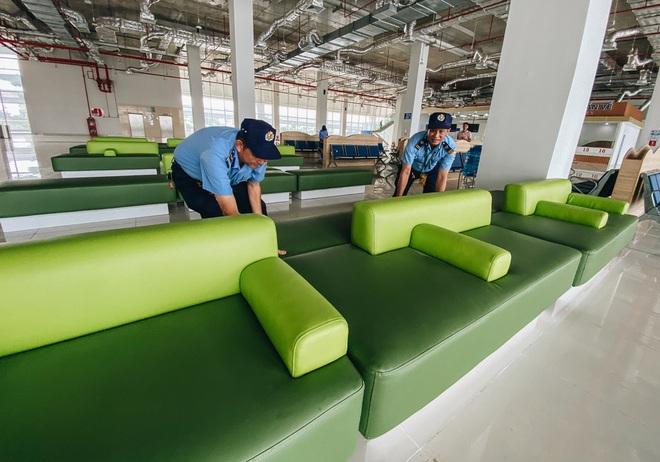 Cận cảnh bến xe Miền Đông mới 4.000 tỷ đồng, xịn nhất Việt Nam trước ngày hoạt động - Ảnh 12.