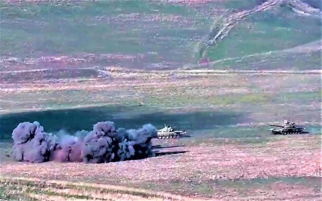 """""""Thời vận"""" của xe tăng dưới góc nhìn từ xung đột Nagorno-Karabakh - Ảnh 3."""