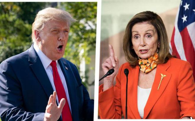 """Bà Pelosi nghi ngờ sức khỏe tinh thần của ông Trump có vấn đề, phe Dân chủ chuẩn bị """"tung đòn"""" mới"""