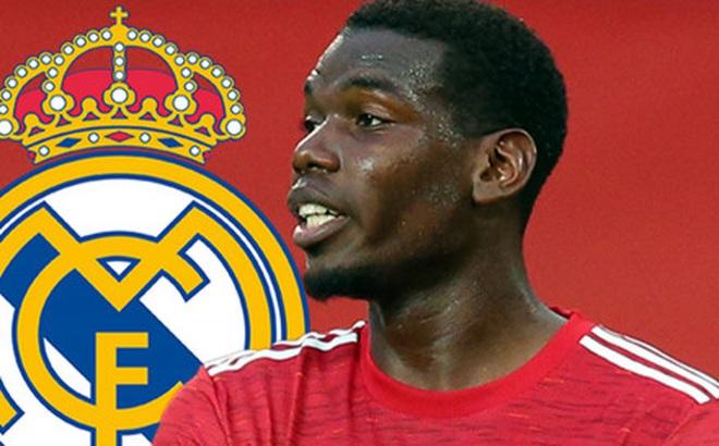 """Paul Pogba: """"Tôi mơ được khoác áo Real Madrid"""""""