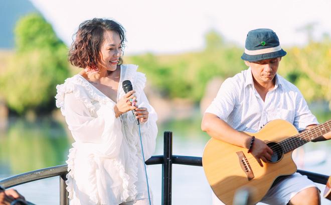 Thái Thùy Linh mất 3 năm cho Du ca - đi và hát