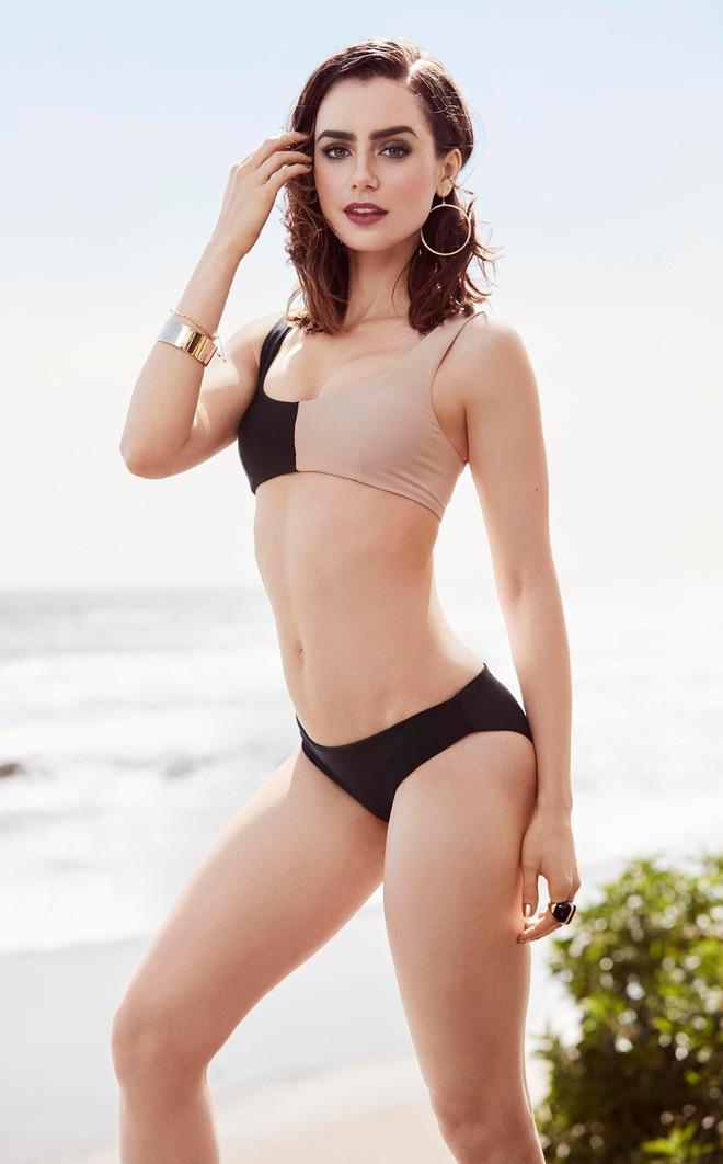 Vẻ đẹp rực rỡ, gây mê mẩn của của Công chúa Hollywood Lily Collins - Ảnh 9.
