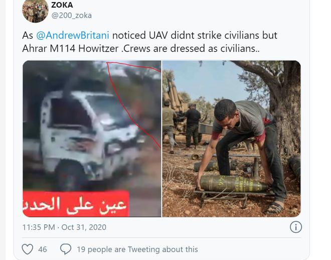 Nga tung đòn trừng phạt, sẵn sàng biến thành trì của Thổ thành đống đổ nát trong vài giây - Máy bay quân sự Mỹ cháy dữ dội ở Syria - Ảnh 1.