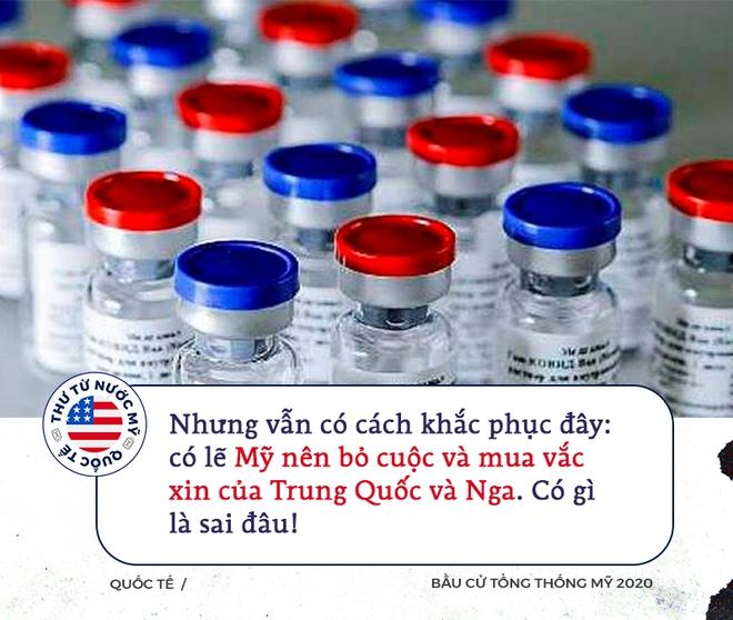 Thư từ nước Mỹ: Vắc xin gây chết người, siêu hội đồng tỷ đô và một chính sách tuyệt vời tiêu tan trước thềm bầu cử - Ảnh 6.