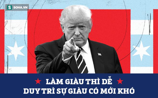 Trước khi bị Joe Biden đánh bại, đây là 18 câu nói đáng tiền nổi tiếng của ông Donald Trump - Ảnh 2.