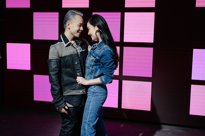 Binz kể chuyện tình yêu showbiz bị soi mói trong MV mới - Ảnh 5.
