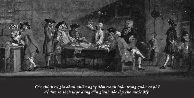 """Benjamin Franklin: """"Trong vô số những điều xa xỉ, cà phê có giá trị nhất"""" - Ảnh 2."""
