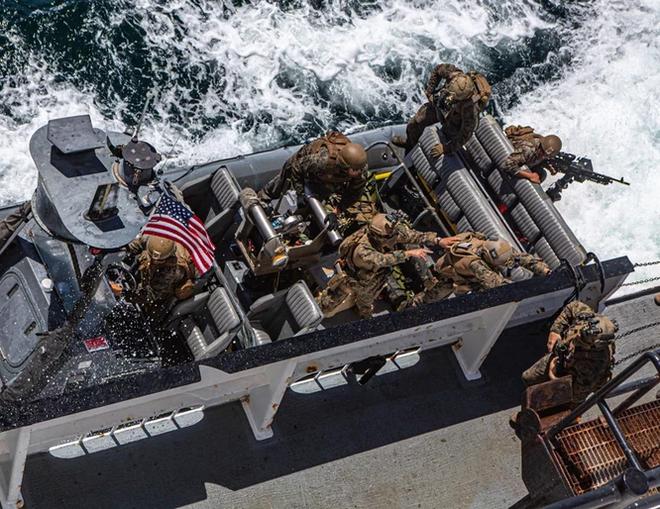 Báo Đài Loan lộ tin Lực lượng Lính thủy đánh bộ Mỹ tới Đài Loan giúp huấn luyện quân đội - Ảnh 2.