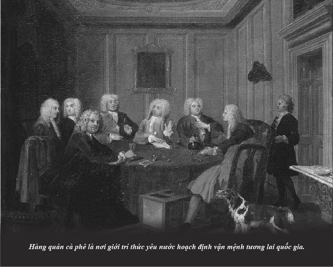 """Benjamin Franklin: """"Trong vô số những điều xa xỉ, cà phê có giá trị nhất"""" - Ảnh 5."""