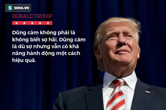 Trước khi bị Joe Biden đánh bại, đây là 18 câu nói đáng tiền nổi tiếng của ông Donald Trump - Ảnh 4.