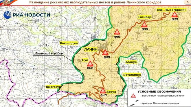 NÓNG: QĐ Nga hé lộ kế hoạch triển khai hùng hậu ở Karabakh - 16 căn cứ và vai trò của Thổ? - Ảnh 4.
