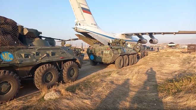 Lật ngược thế cờ, cứu Armenia khỏi thất bại thảm hại trước Azerbaijan: Chỉ có thể là Nga! - Ảnh 2.
