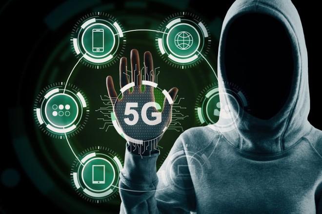 Mạng 5G trở thành mục tiêu tấn công mới - Ảnh 1.