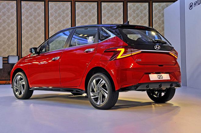 Hyundai i20 giá từ 211 triệu đồng có gì để đấu với các đối thủ? - Ảnh 3.