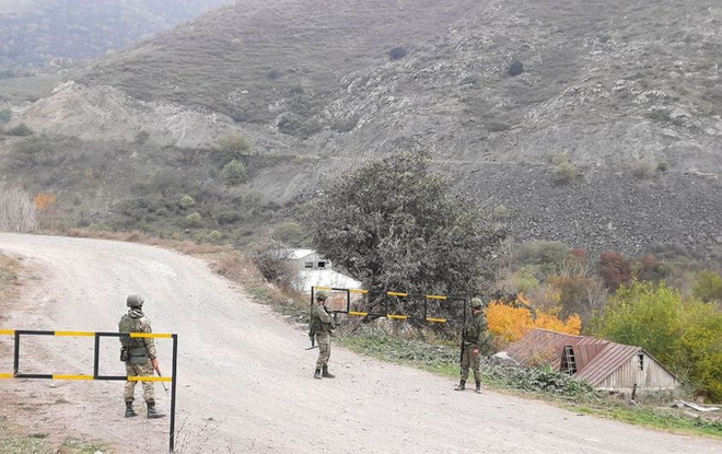 Báo Mỹ: Xung đột Nagorno-Karabakh và quy tắc sử dụng vũ lực của TT Nga Putin? - Ảnh 10.