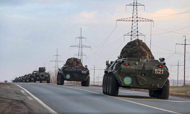 Al-Monitor: Nói Nga thắng cuộc ở Karabakh là hơi quá đà, Armenia sẽ sớm về phe Thổ? - Ảnh 1.