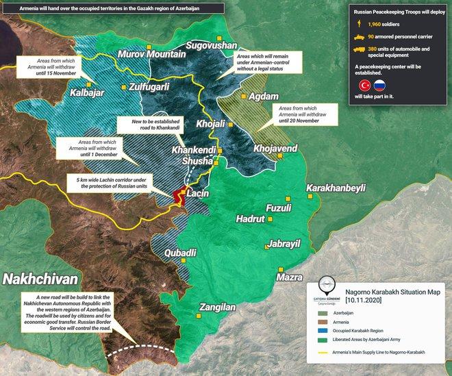 Al-Monitor: Nói Nga thắng cuộc ở Karabakh là hơi quá đà, Armenia sẽ sớm về phe Thổ? - Ảnh 4.