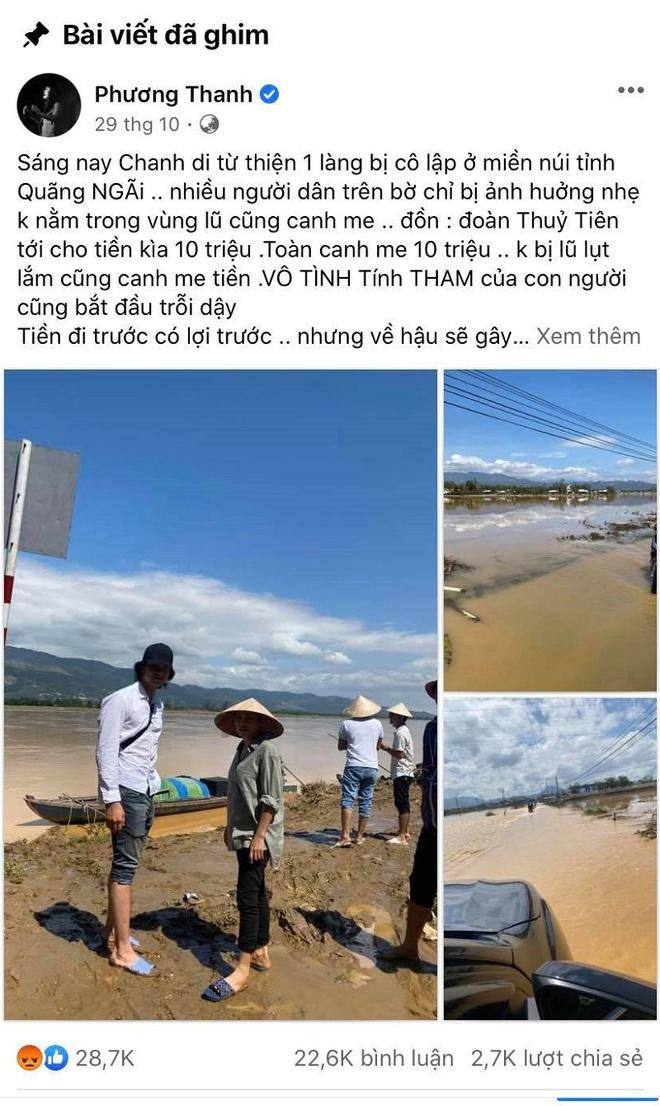 Ca sĩ Phương Thanh nói tại buổi làm việc với Sở TTTT: Tôi không tố cáo người dân Quảng Ngãi tham lam - Ảnh 2.