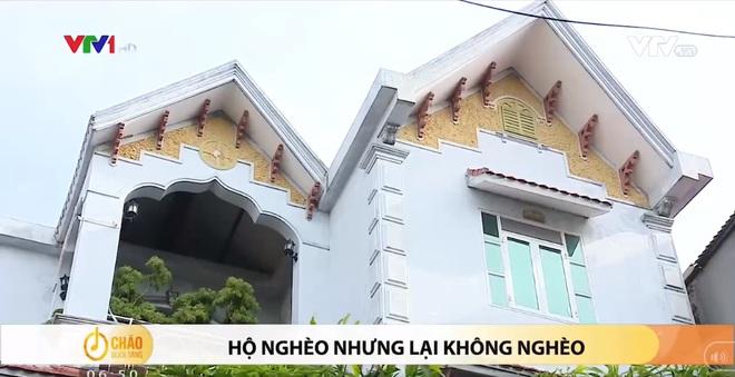 Ngỡ ngàng khi một hộ nghèo ở căn nhà 3 tầng đồ sộ, sang trọng như biệt thự ở Bắc Giang - Ảnh 4.