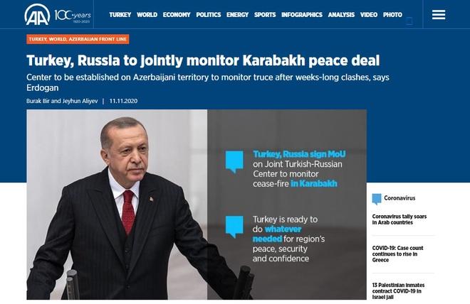 Báo Mỹ: Xung đột Nagorno-Karabakh và quy tắc sử dụng vũ lực của TT Nga Putin? - Ảnh 12.