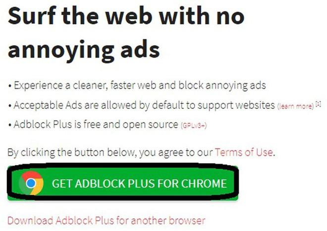 Hướng dẫn chặn quảng cáo cực kỳ đơn giản trên Google Chrome - Ảnh 2.