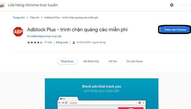 Hướng dẫn chặn quảng cáo cực kỳ đơn giản trên Google Chrome - Ảnh 3.
