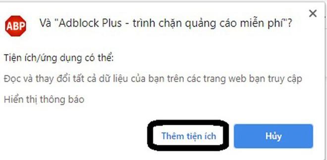 Hướng dẫn chặn quảng cáo cực kỳ đơn giản trên Google Chrome - Ảnh 4.