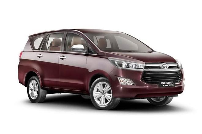 Sắp ra mắt bản nâng cấp của chiếc xe ăn khách Toyota Innova Crysta - Ảnh 1.