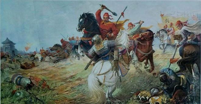 Thần cơ diệu toán Lưu Bá Ôn: Những lần tiên tri chính xác cứu mạng hoàng đế Trung Hoa - Ảnh 9.