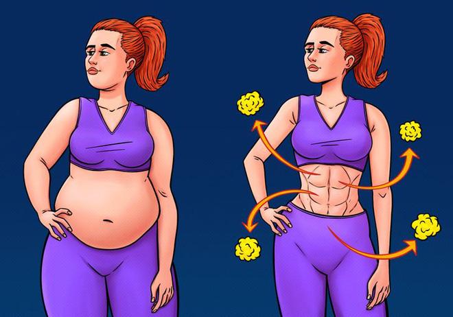 Những điều bất ngờ về chất béo tiêu hao khi giảm cân: Áp dụng sớm để có cân nặng lý tưởng - Ảnh 3.