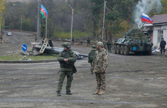 Báo Pháp: Xung đột Karabakh - TT Nga Putin thu phục Armenia mà không cần nổ 1 phát súng? - Ảnh 2.