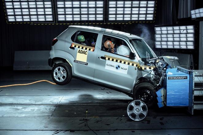 11 ngày bán 10.000 xe, ô tô hot rẻ ngang Honda SH gây bất ngờ với bài kiểm tra an toàn - Ảnh 3.