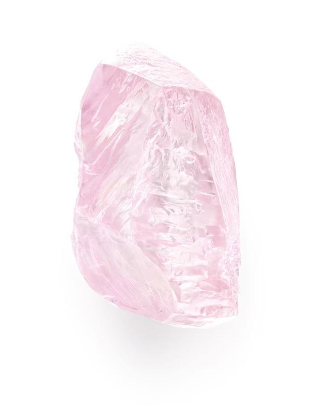 Viên kim cương hồng tím siêu hiếm giá 616 tỉ đồng - Ảnh 1.
