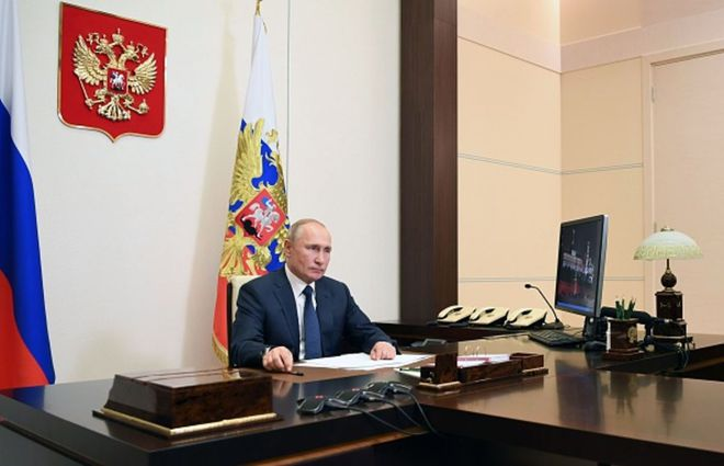 Báo Pháp: Xung đột Karabakh - TT Nga Putin thu phục Armenia mà không cần nổ 1 phát súng? - Ảnh 1.