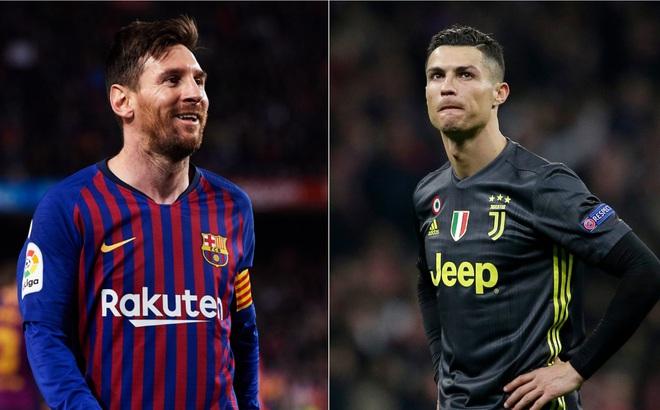 Vì Messi, Ronaldo sẽ rời Juventus để trở lại M.U?