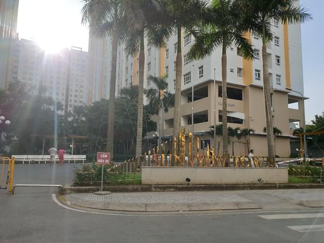 Nữ luật sư nghi rơi từ tầng 18 chung cư Sunview Town ở Sài Gòn - Ảnh 1.