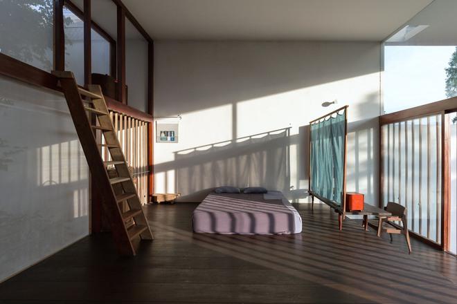 Huế: Căn nhà mới hoàn thiện 1/2, tận dụng gỗ thừa, vật liệu cũ bất ngờ được lên báo Mỹ - Ảnh 7.