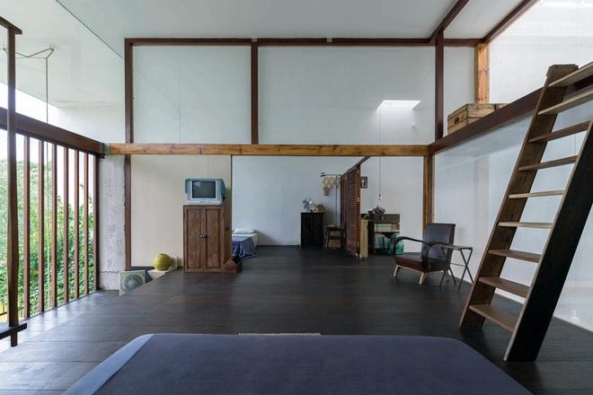 Huế: Căn nhà mới hoàn thiện 1/2, tận dụng gỗ thừa, vật liệu cũ bất ngờ được lên báo Mỹ - Ảnh 14.