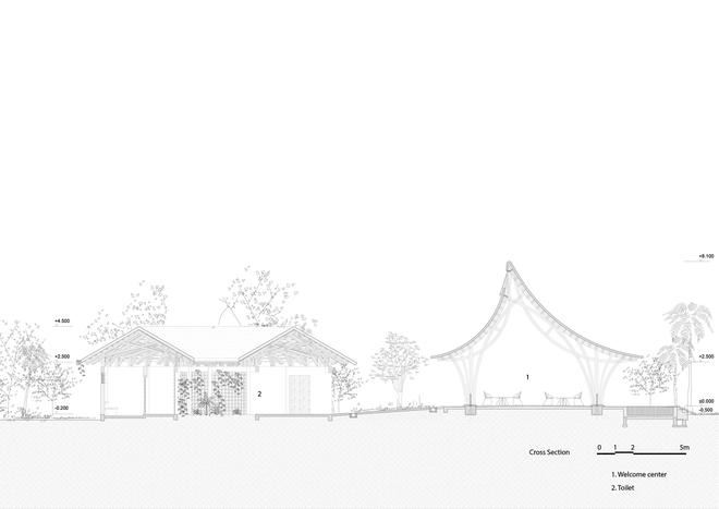 Công viên nghĩa trang sinh thái bằng tre nứa ở Huế xuất hiện ấn tượng trên báo Mỹ - Ảnh 8.