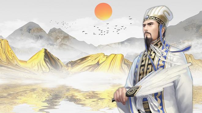 Gia Cát Lượng là vị quân sư toàn tài nhưng có kết cục không trọn vẹn. Ảnh: Sohu