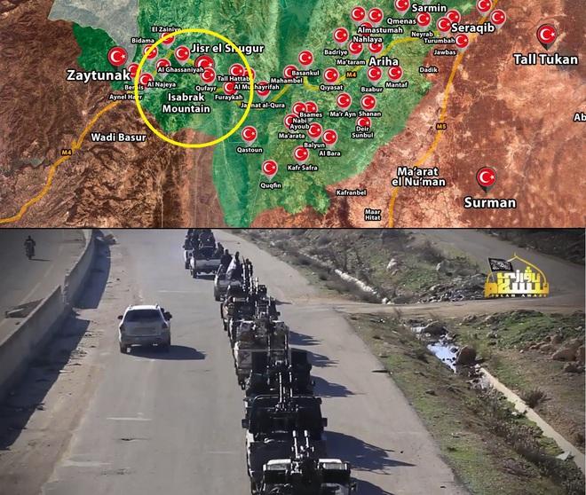 Mỹ hành động lạ nhằm vào kẻ thù của Trung Quốc ở Syria - Thổ Nhĩ Kỳ bỗng dưng hưởng lợi? - Ảnh 3.