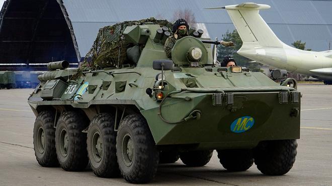 Chiến sự Armenia-Azerbaijan: Tuân lệnh TT Putin, QĐ Nga dàn trận, lập đầu não chỉ huy chiến trường - Hệ thống tác chiến điện tử xung trận - Ảnh 2.