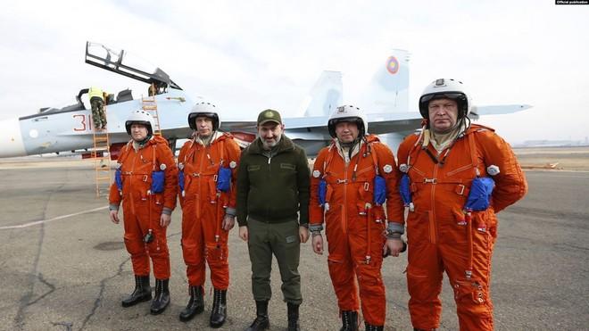 Tình hình nguy cấp, Su-30SM của Armenia vẫn đắp chiếu: Báo Nga tiết lộ sự thật chấn động - Ảnh 4.