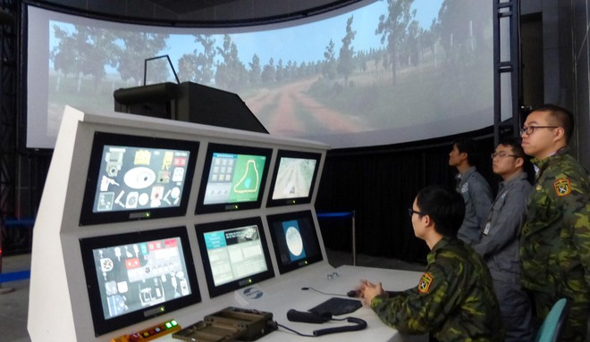 Đại tá Nguyễn Khắc Nguyệt: Hé lộ những đôi tai tinh tường của lính xe tăng - Ảnh 6.
