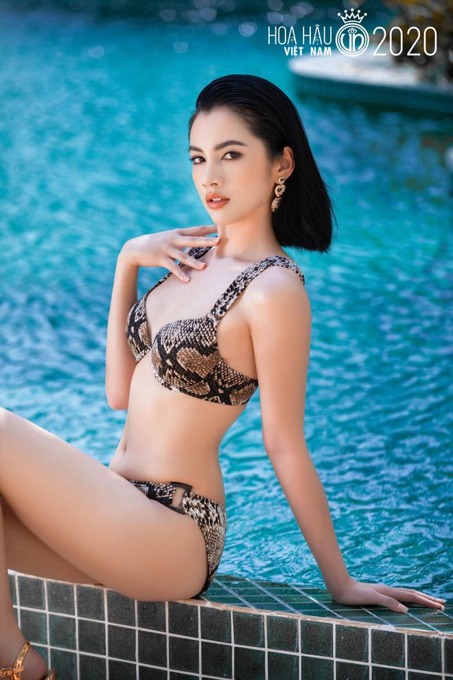 35 thí sinh đẹp nhất Hoa hậu Việt Nam đốt mắt với bikini - Ảnh 23.
