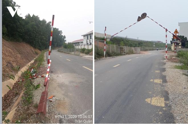 """""""Bất lực"""" nhìn đường gom 60 tỷ cao tốc Bắc Giang - Lạng Sơn bị """"cày"""" nát - Ảnh 2."""